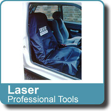 LASER - UNIVERSAL REUSEABLE WASHABLE LIGHTWEIGHT EASY FIT FRONT SEAT COVER