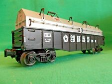 Lionel O Gauge #916919 CHRYSLER CORP GONDOLA with COIL COVERS Circa 1994 0 Gauge