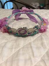 Super Cute Disney Store Ariel The Little Mermaid Crown Tiara for Dress Up