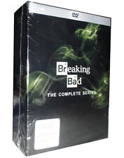 Breaking Bad: The Complete Seasons 1 2 3 4 5 6 (Dvd, 2014, 21-Disc Boxset)