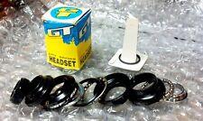 NOS GT BMX Pro Series Epoch Headset - Black  - Pro Freestyle FSA