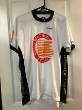 Primal Mens Rider Cycling Bike Jersey Shirt XXL Chain Reaction California Signs