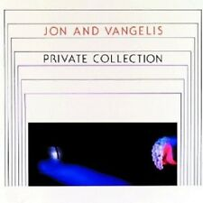 JON & VANGELIS - PRIVATE COLLECTION  CD  6 TRACKS ART ROCK  NEU