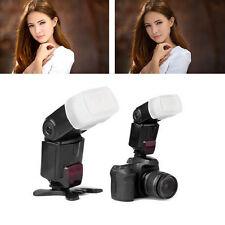 Bounce Flash Diffuser For Canon 580EX 580EX II YONGNUO YN560 YN-565EX Speedlite