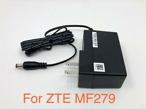 ZTE MF279 wifi router AC Charger Power Adapter