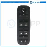 ECCPP Power Window Switch on Front Left Driver Side for 2004-2014 Jeep Dodge Chrysler