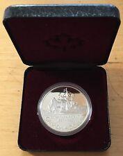 Canada 1987 Silver Dollar, KM-154, Proof, John Davis (Box5)