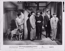 "Scene from ""Bloodhounds of Broadway"" 8X10 Vintage Still"
