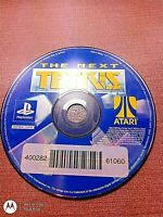 Sony PlayStation 1 PS1 Disc Only  Tested The Next Tetris Atari Black