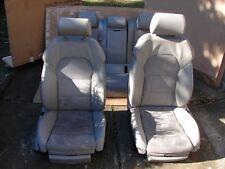 Audi A6 S6 Lederausstattung Ledersitze 4F C6 Alcantara Sportsitze leather seats