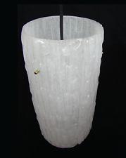 Kalmar Vienna Tube Brass & glass Modernist pendant lamp lámpara Chandelier 60s