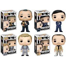 Funko Pop! Movies: The Godfather 4714.15.16.17 Set of 4