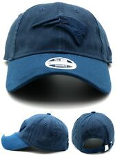 New England Patriots New Era 9Twenty Women Ladies Tonal Suede Wash Blue Hat Cap