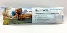 LifeStraw Personal Water Filter Removes 99% Of Bacteria, Camping, Survival, NEW