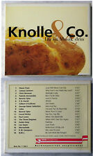 KNOLLE & CO. - Lobo, Gilbert O´Sullivan, Marmelade,... Rare Werbe-Sampler CD TOP