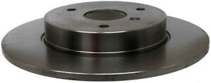 Disc Brake Rotor-Non-Coated Front ACDelco 18A2462A fits 05-06 Smart Fortwo