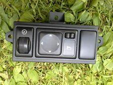 2007-2009 NISSAN VERSA DRIVER SIDE MIRROR CONTROL W/DIMMER SWITCH BLACK OEM