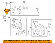 Chevrolet GM OEM 09-17 Traverse COWL-Auxiliary Pump 22819443