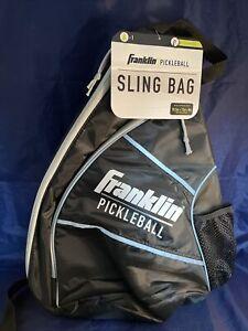 Franklin Sports Pickleball Sling Bag – Official Pickleball Bag Brand New!!