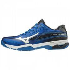 Mizuno tennis shoes Wave Exceed 3 Ac 61Ga1953 Blue × White × Navy