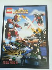 LEGO Livret BD Super Heroes  Marvel -  Iron Man 3 (6046913 / 6046915)