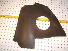 Mercedes Early W108,W109 250SE/300SEL AC blower Gray CARBOARD Right 1 Cover,T# 1