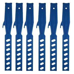 Paint Mixing Sticks Paddle Stirrer Plastic Stirring Sticks 280mm