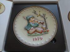 HUMMEL Annual Plate 1979 BNIB