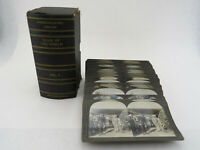 "Keystone View ""Tour Of The World"" Volume I (1) Stereoview 50 Card Set Complete"