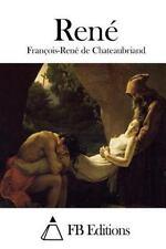 René by François-René de Chateaubriand (2015, Paperback)