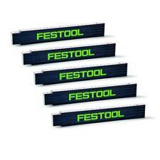 Festool Meterstab MS 2m Maßstab Zollstock Gliedermaßstab Meter 201464 5 Stück
