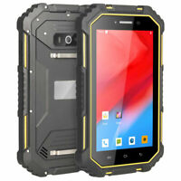 "7"" WIFI 4G LTE Rugged Android 9.0 Smartphone Cell Phone Tablet NFC Waterproof"