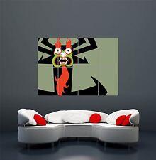 SAMURAI JACK GIGANTE wall art print poster foto wa156