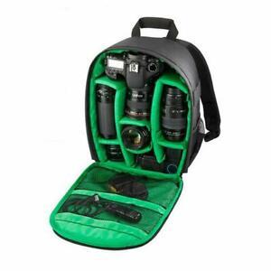 Camera Backpack Canon Nikon Multi-functional Camera Backpack Waterproof new 2020