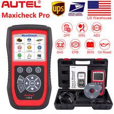 AUTEL MaxiCheck Pro OBD2 Diagnostic Tool EPB ABS SRS SAS Airbag Oil Service DPF