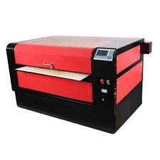 Hl 1060n Reci W4 Co2 100w Laser Cutter Cut Machine Xy Linear Guide 39x24