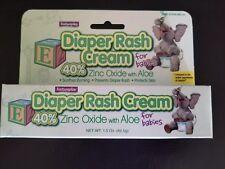 Natureplex Baby Diaper Rash Zinc Oxide 1.5oz Compares Ingredients in Destin