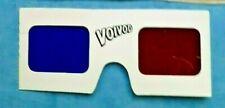 voivod - the outer limits-3D hologram promo glasses-Rare 1993 Promo