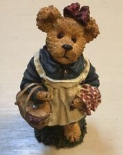The Bearstone Collection Molly B. Berriweather Teddy Bear's Picinic 2002 Edition