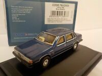 Model Car, Volvo 760 - Blue, 1/76 New