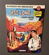 Jess Long n°6. Dupuis 1981 EO