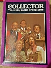 The Collector Exciting Auction Strategy Game 1977 By Avalon Hill #GA-290