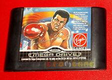 MUHAMMAD ALI HEAVYWEIGHT BOXING Sega Mega Drive Versione PAL SOLO CARTUCCIA - E3