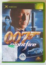 007 James Bond Nightfire - Xbox - PAL