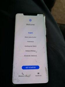 Huawei Mate 20 Pro LYA-L29 - Twilight (Unlocked) (Hybrid SIM) - Slightly Cracked