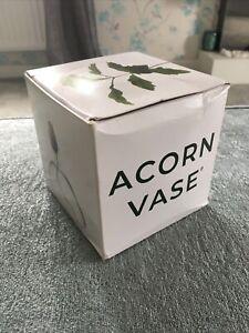Acorn Vase