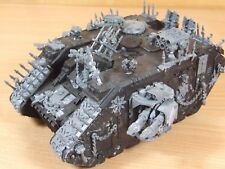 PLASTIC WARHAMMER CHAOS LAND RAIDER PART PAINTED (L)
