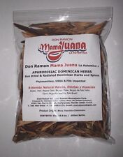 "MAMAJUANA APHRODISIAC DRY HERBS DON RAMON ""INSECTS NOT ONE OF OUR INGREDIENTS"""