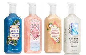 Bath & Body Works Luxe Soap Set - Linen Lavender, Tiramisu, Golden Sand, Coconut