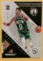 2017 Panini Pinnacle Chronicles JAYSON TATUM Rookie artist proof 89/99 celtics